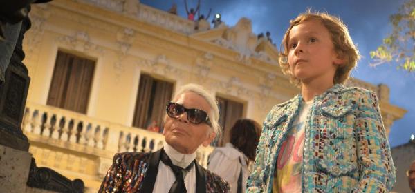 Принцът на Chanel: Хъдсън Крьониг