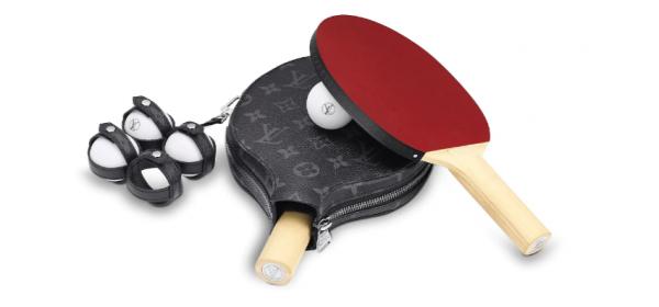 Да или Не: 4 хиляди за пинг-понг сета на Louis Vuitton