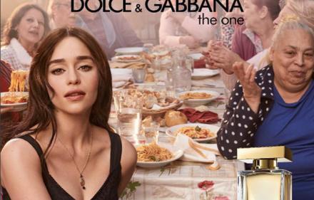 Да или Не? Кит и Емилия за Dolce and Gabbana
