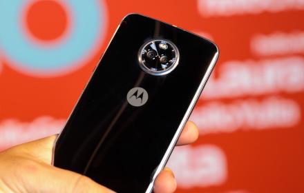 Back to the future с Motorola