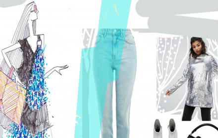 Fashion battle: Shine bright like a diamond
