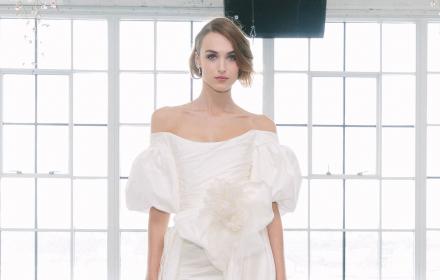 Bridal Fall 2018: Marchesa