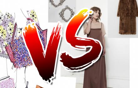 Fashion battle: Fake fur