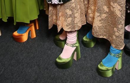 PFW: Най-доброто от обувките