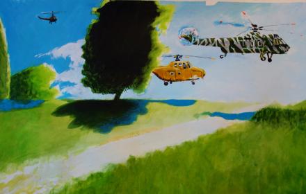 Картини върху хартия - Андрей Даниел