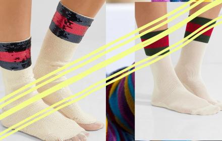 Double Trouble: Чорапи everywhere!