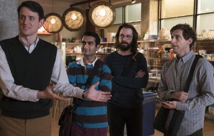 """Награденият с """"Еми"""" сериал """"Силициевата долина""""  се завръща с 5-ти сезон на 26 март по HBO и HBO GO"""