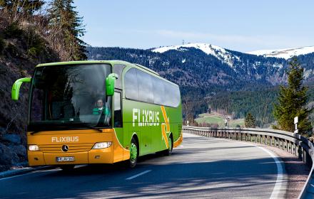 Модерно, бързо и комфортно пътуване с FlixBus