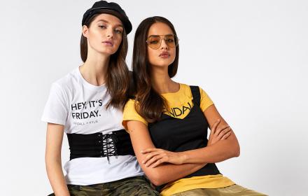 Ексклузивната колекция на Kendall+Kylie от днес в магазините на FOREVER 21