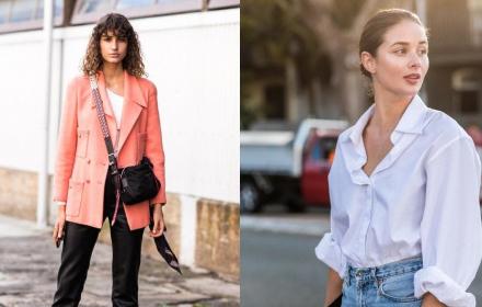 Street style вдъхновения: Седмицата на модата в Сидни