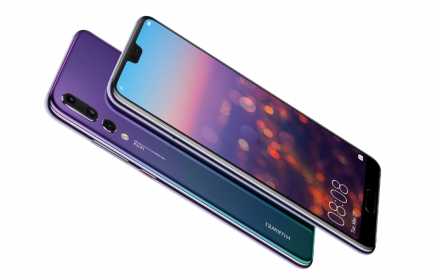 The one and only: HUAWEI P20 Pro