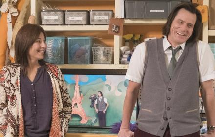 """Джим Кери се завръща есента в """"Смях през сълзи""""  Премиерата на сериала е на 10-ти септември в HBO GO"""