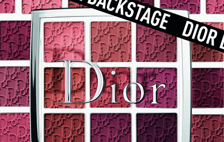 Behind the curtains: DIOR Backstage