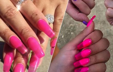Dare U: Желирани нокти