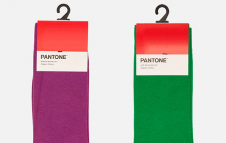 Искаме: На Pantone Color чорапите