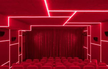 Дизайн за вдъхновение: Delphi Lux Theatre, Berlin