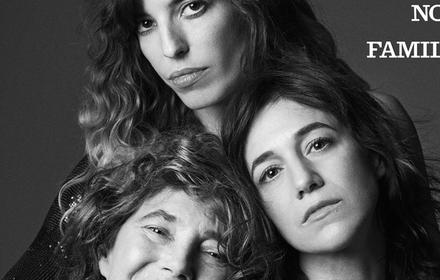 We love: Джейн Бъркин & дъщерите за Vogue