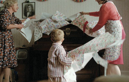 We love: John Lewis Christmas advert