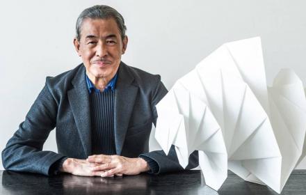 Love to quote: Модният скулптор Issey Miyake на 81