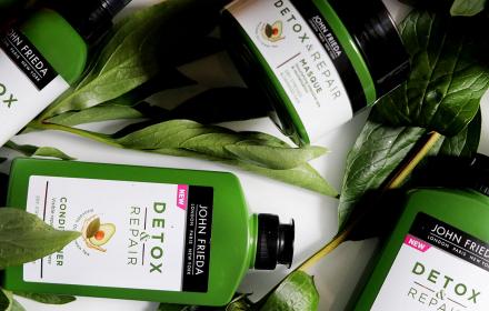 Detox не за тялото и душата, а за косата