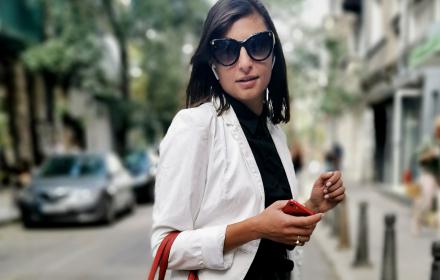 Sofia Street Style: Пламена, ooh na-na (ay)