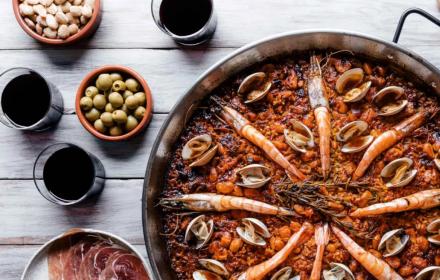 Всяка вечер кулинар: П-А-Е-Л-Я от Валенсия