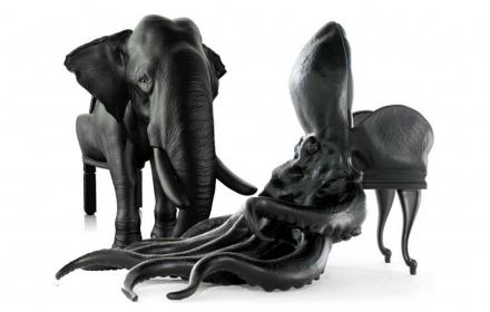 Дизайн за вдъхновение: Октопод в дневната или слон в спалнята