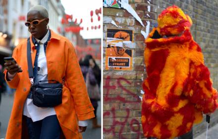 Най-доброто от street style-а на Мъжката модна седмица в Лондон