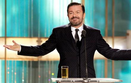 Рики Джървейс на Golden Globes 2020 - (не) всичко е шеги и закачки