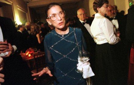 Стилът на съдия Рут Бейдър Гинсбург, supreme all the way
