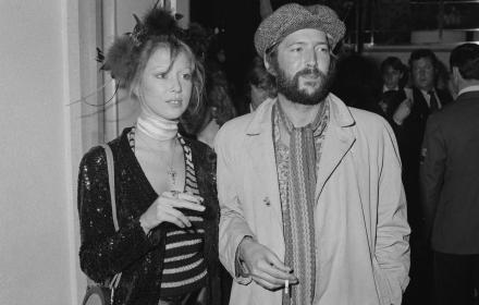 Големите любовни истории: Ерик Клептън и Пати Бойд