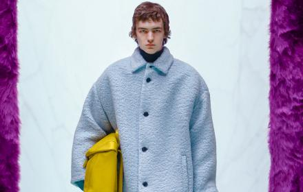 Fall 2021 Menswear: Prada