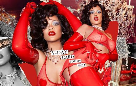 Червените гащички: Риана с нова, СЕКСИ колекция бельо
