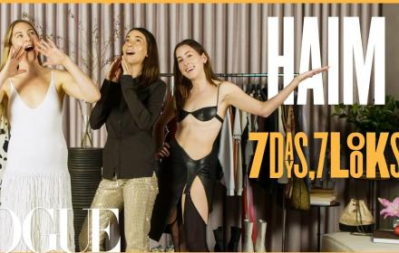 Fashion Starter: Сестри Хайм - 7 days, 7 outfits