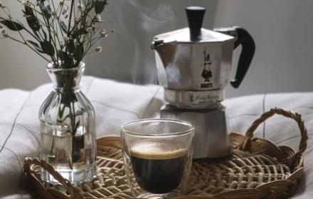 Fammi un caffè, amore mio