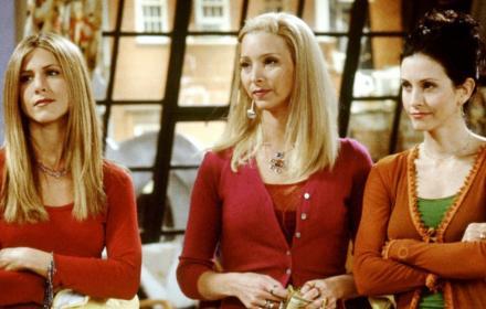 Let's be Friends: Стил урок от любимите Рейчъл, Фийби и Моника