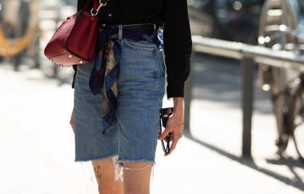 Lunchtime shopping: Панталони, по-къси от дългите, по-дълги от късите