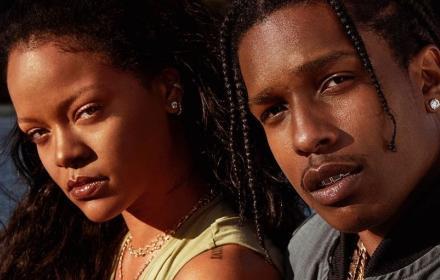 Големите любовни истории: Риана и A$AP Rocky