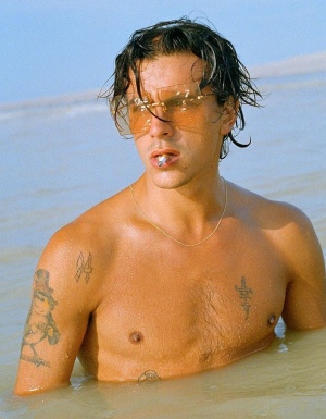 Петъчна доза секс: Лео Уолк, танцьор, мерси