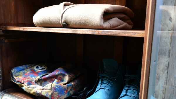 My Style: The boy with the blue shoes