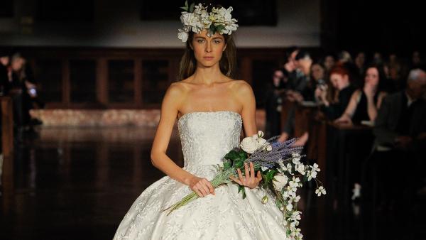 Bridal Spring 2019-та: Reem Acra