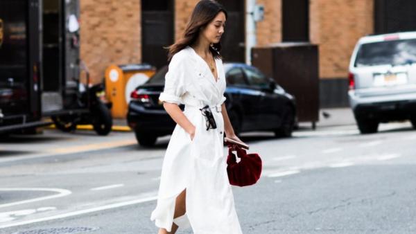 It shopping list: Бялата рокля, но не пред олтара