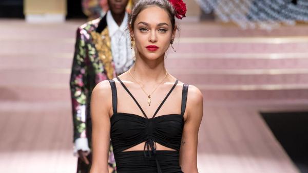MFW Пролет/Лято 2019 - Dolce & Gabbana