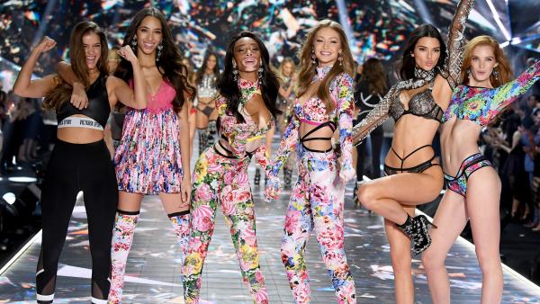 All the photos: Victoria's Secret Show 2018