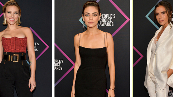 People's Choice Awards: Кой какво облече?