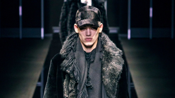 Fall 2019 Menswear: Emporio Armani