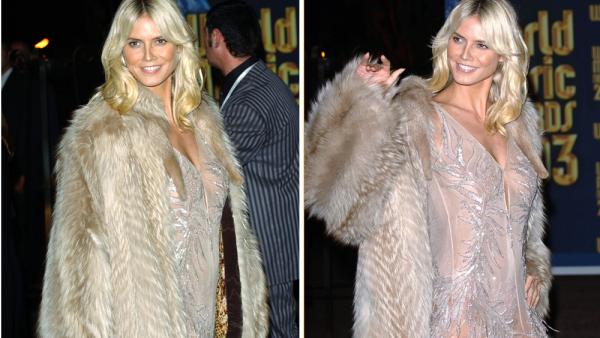 It shopping list: Прозирни рокли за всяка Хайди, дори да не е Клум