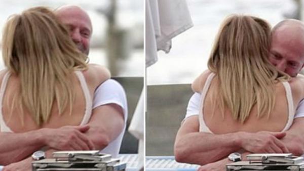 Ваканцията на известните: Роузи и Джейсън в Капри