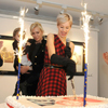 Галерията за модерно изкуство празнува трети рожден ден