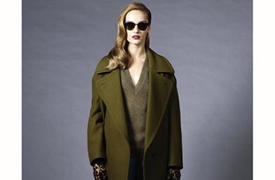 Назад към женствеността - Gucci pre-fall 2013